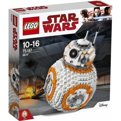 樂高LEGO 星際大戰系列 BB-8 LT75187