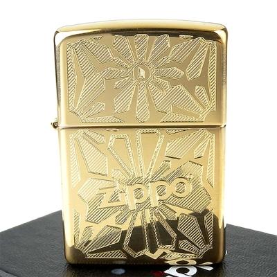 【ZIPPO】美系~Ornament-雕花裝飾圖案設計打火機