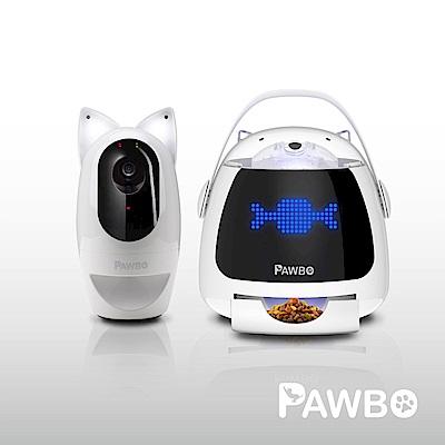 Pawbo 寵物互動攝影機智能監視器+遊戲點心機 (powered by acer)