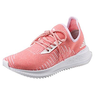 PUMA-AVIDevoKNIT男女慢跑鞋-海貝粉