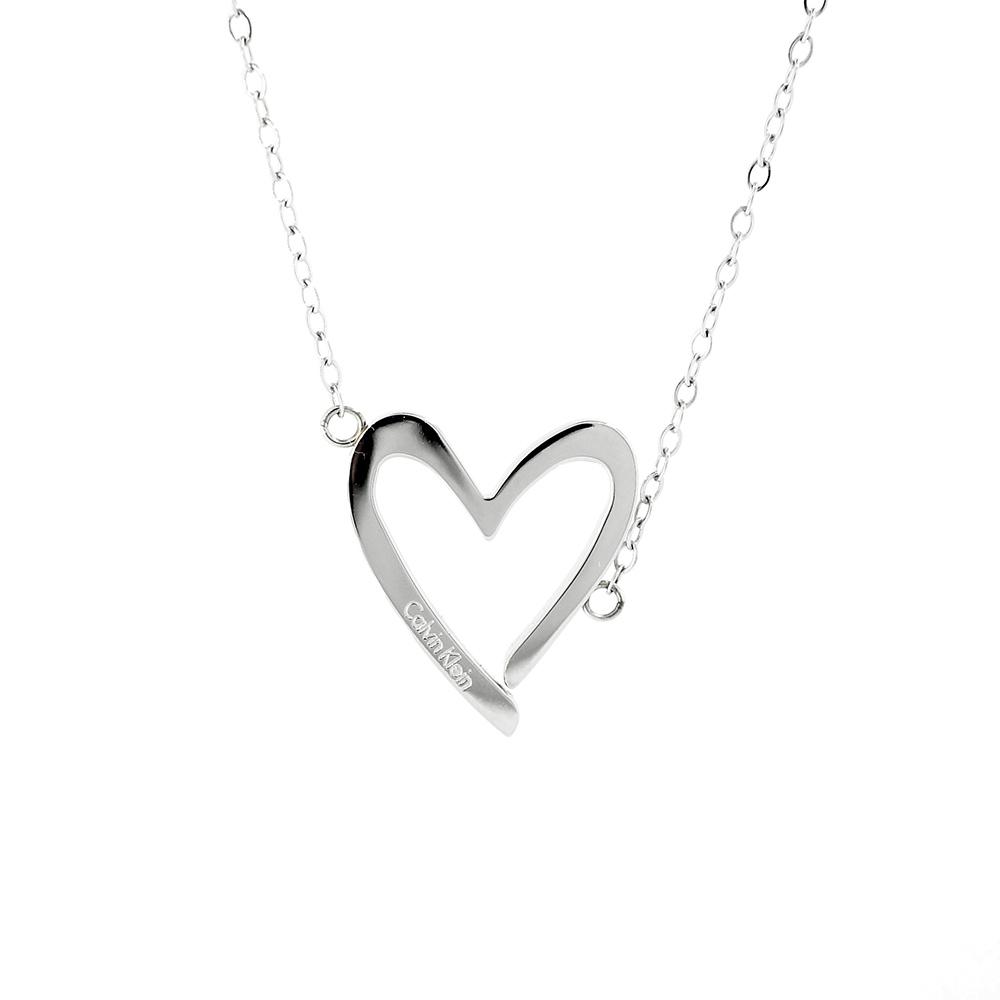 Calvin Klein CK項鍊 Joyous 愛心造型項鍊