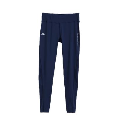 KAPPA義大利-舒適尚女慢跑緊身褲-合身尺寸-1