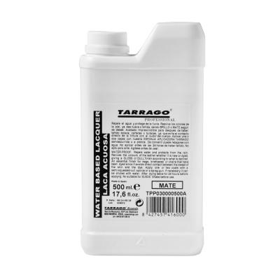 【TARRAGO塔洛革】皮革染色面漆(平光 - 500ml)- 加強色牢度並軟化皮革