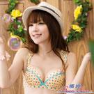 【嬪婷】秋天童話B-D罩杯內衣(奶油黃)