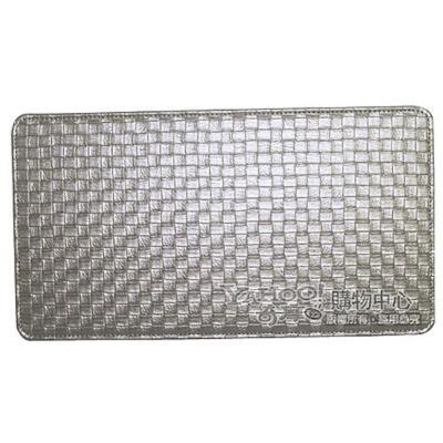 名牌包內部襯底墊-銀色 ( 33.5 x 18 公分 )