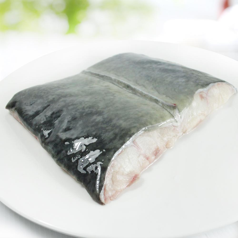 那魯灣 鮮凍台灣鑽石鱸鰻1片(500g以上/包)