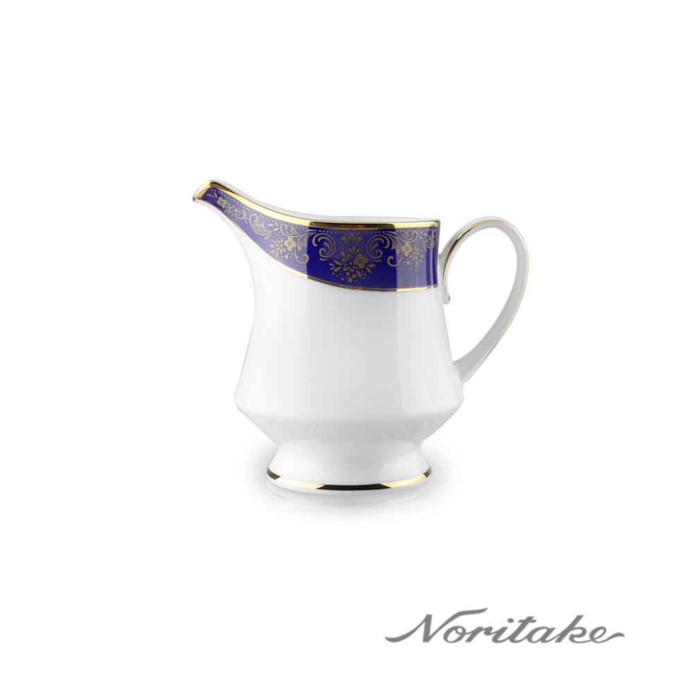 【Noritake 】藍色樂章奶精罐