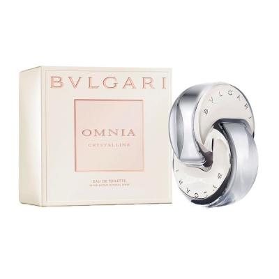 Bvlgari 寶格麗 晶澈女性淡香水65ml