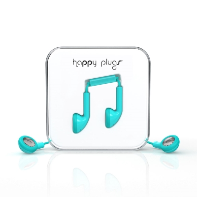 Happy plugs 音符耳塞式耳機
