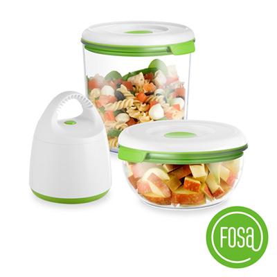 福利品 FOSA真鮮寶智能真空保鮮套裝HFA30010