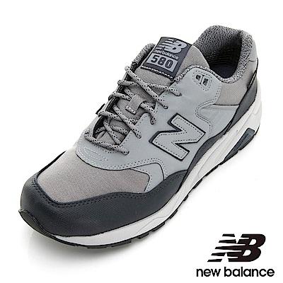 New Balance 復古鞋MRT580XF中性灰色