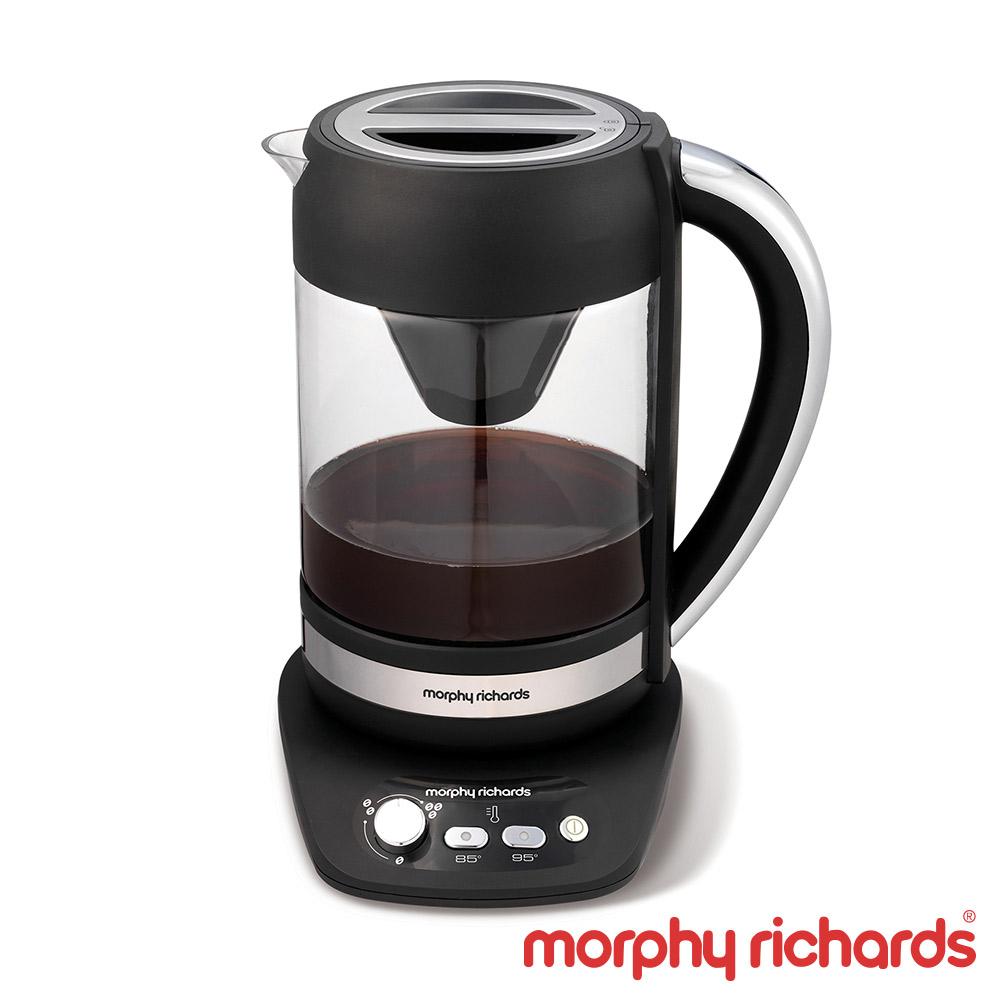 英國Morphy Richards CASCATA智慧型滴漏咖啡機47140