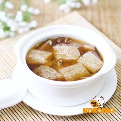 極鮮配 竹笙香菇雞湯 (380g±10%/包)-10包入