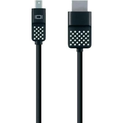 Belkin 4KMini DisplayPort 對 HDMI連接線 3.6M