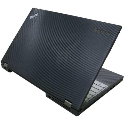 EZstick Lenovo ThinkPad T540 Carbon黑色立體紋機身保護膜