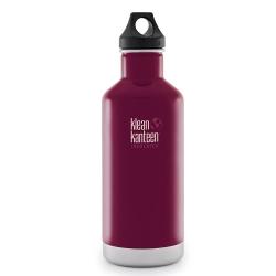 美國Klean Kanteen經典保溫瓶946ml-甜菜紅
