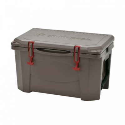 SNOW PEAK UG-302GY HARD ROCK COOLER 保冷箱 40QT