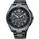 星辰CITIZEN GPS衛星鈦金計時腕錶(CC9075-52F)
