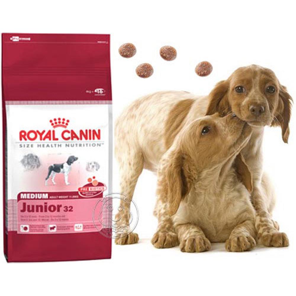 法國皇家AM32《中型幼犬》飼料-15kg