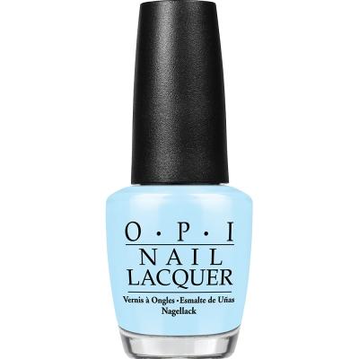 OPI 粉藍小男孩指甲油-NLT75 輕柔光彩粉嫩系列