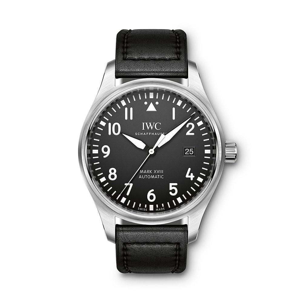IWC 萬國錶 馬克十八飛行員腕錶(IW327001)-40mm