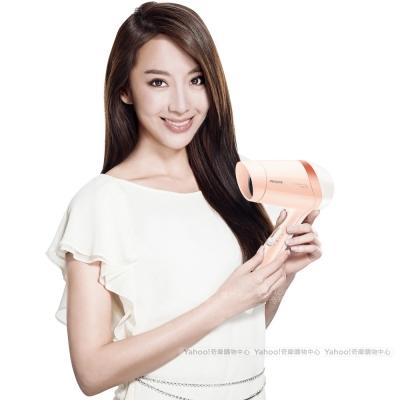 飛利浦Mini時尚吹風機-HP8112-柔粉橘-快