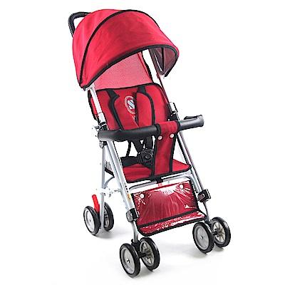 S-Baby 新一代抗UV五點式安全帶輕便型推車(可變座椅)
