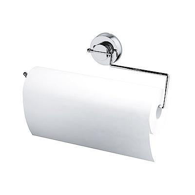 DeHUB 吸盤廚房紙巾架(垂墜款)