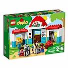2018 樂高LEGO Duplo 幼兒系列 - LT10868 農場小馬馬棚