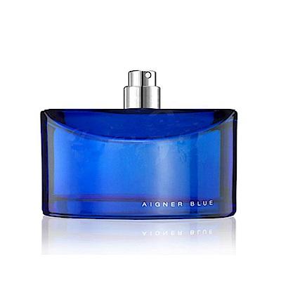 Aigner愛格納 BLUE藍色經典男士香水125ml Tester (環保盒/無蓋)