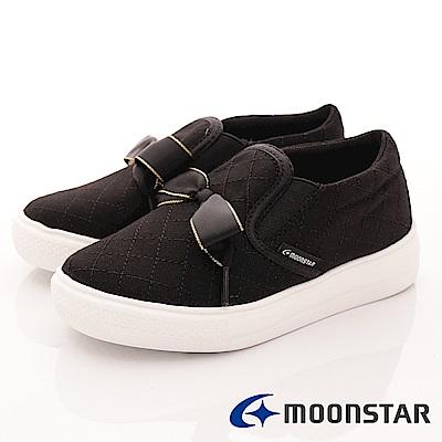 日本月星頂級童鞋 SUGAR晴雨休閒鞋 4816黑(中大童段)