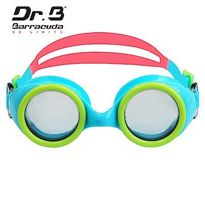 美國巴洛酷達Barracuda光學度數泳鏡Dr.B#91395 WIZARD