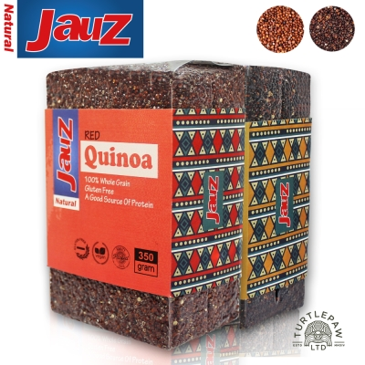 JAUZ喬斯 紅黑藜麥明星組QUINOA  350公克*2包