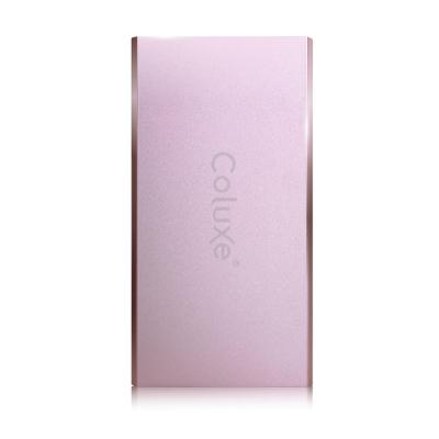 Coluxe 18000mAh 安卓/蘋果 雙接頭鋁合金超薄行動電源