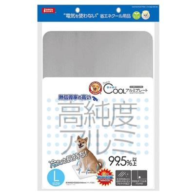 涼感高存度鋁製涼墊 L號【DP-807】