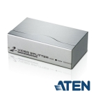 ATEN 2埠 VGA 分配器(VS92A)