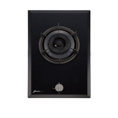 豪山牌 SB-1020 檯面可併式強化玻璃單口瓦斯爐