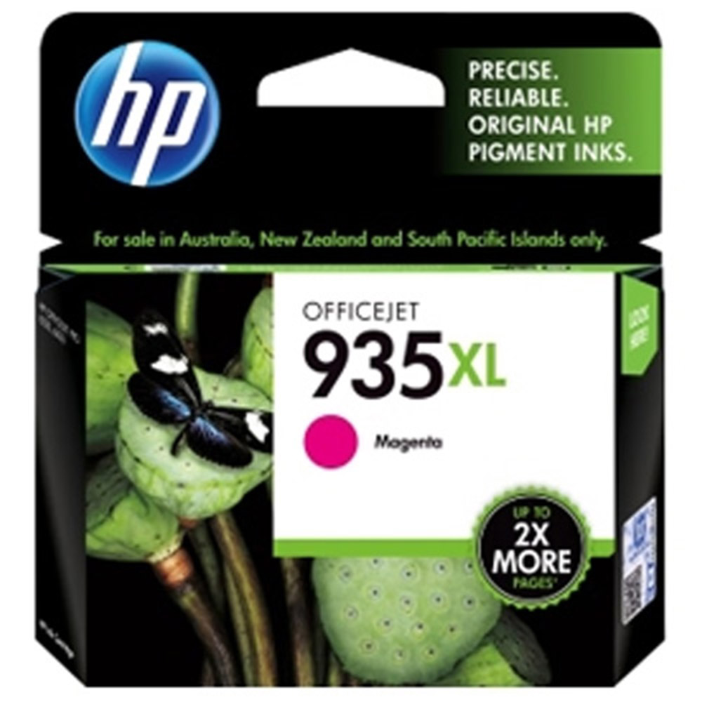 HP C2P25AA  #935XL 紅色高容量墨水匣