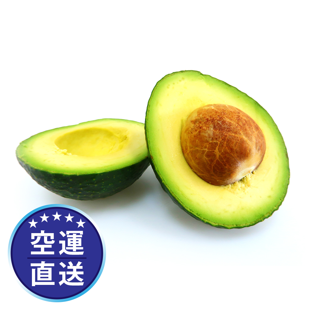 【果物配-任選799免運】酪梨.美國加州(400g 2顆)