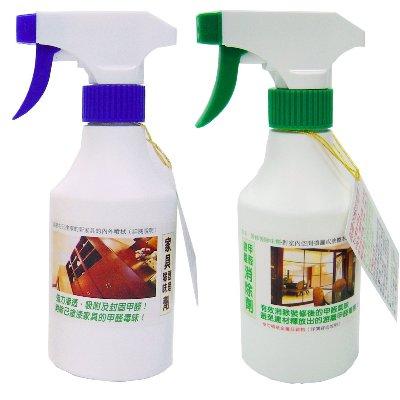 新家具保養/護理/ 除味劑+ 游離甲醛消除劑 300 ML