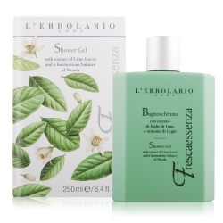 L-ERBOLARIO 蕾莉歐 綠野仙蹤香氛沐浴膠250ml