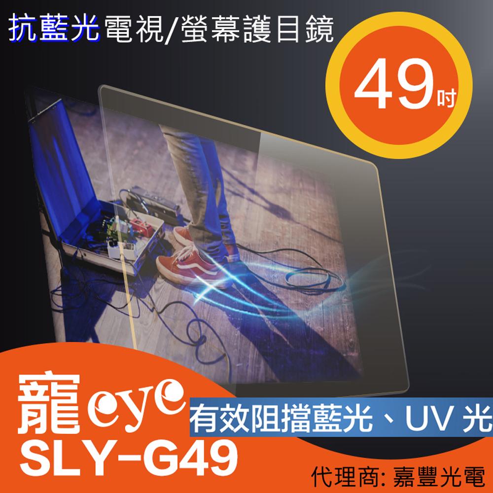 寵eye 49吋 抗藍光螢幕護目鏡 (SLY-G49)