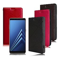 Xmart Samsung Galaxy Note 8 渴望完美真皮磁吸皮套