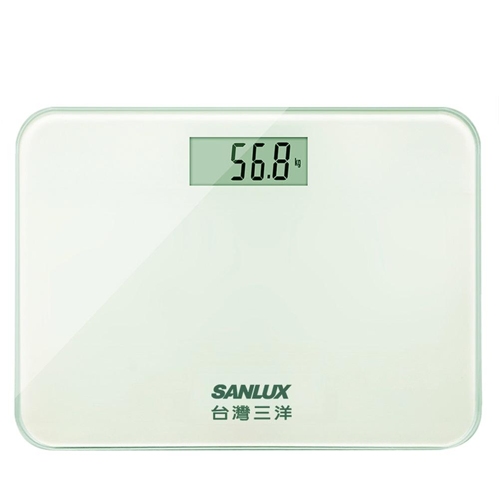 台灣三洋 SANLUX數位家用體重計 SYES-301M