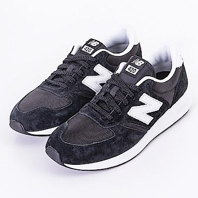 New Balance-男女休閒鞋MRL420SZ-黑