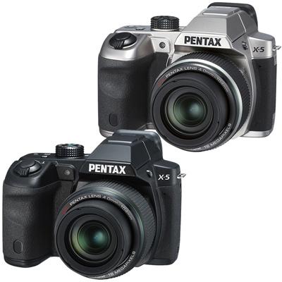 PENTAX-X-5-X5-26倍光學變焦3吋螢幕類單眼-公司貨