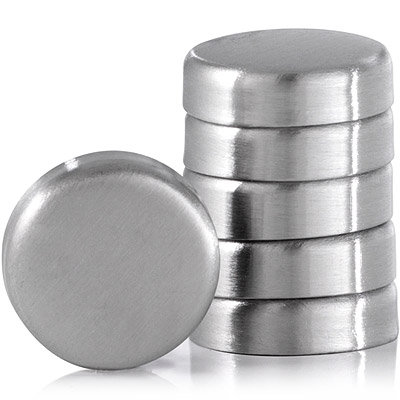 BLOMUS 2cm 簡約圓磁鐵(6入)