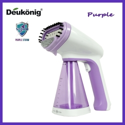 Deukonig 德京紫色風暴手持式紫蝶掛燙機