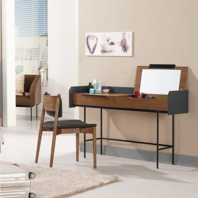 AS~Gwen化妝桌椅組~120x45x75cm