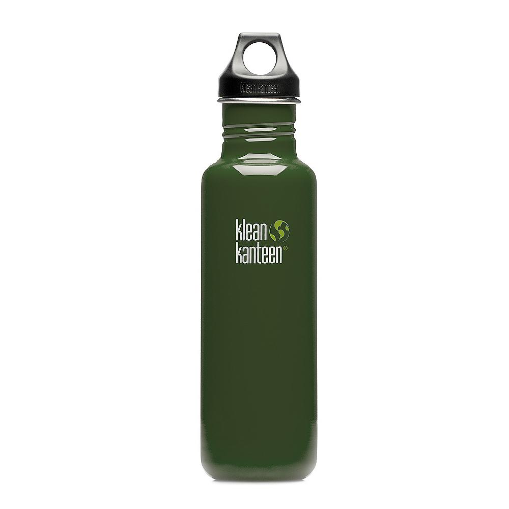 美國 Klean Kanteen 可利不鏽鋼瓶800ml-森林綠